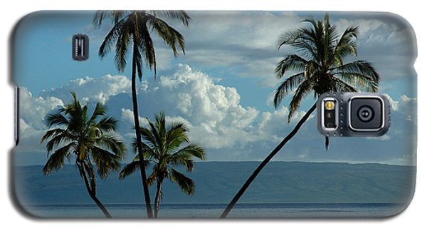 Galaxy S5 Case featuring the photograph  A Little Bit Of Paradise by Vivian Christopher