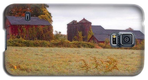 Abandoned Connecticut Farm  Galaxy S5 Case
