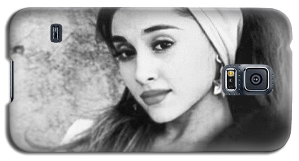 Nerd Galaxy S5 Case - 😱✨|| #arianagrande by Cherlee Games