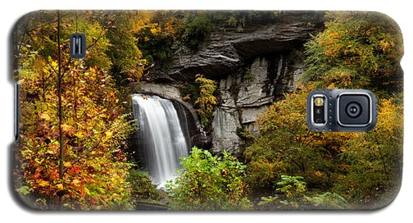 Autumn At Looking Glass Falls Galaxy S5 Case
