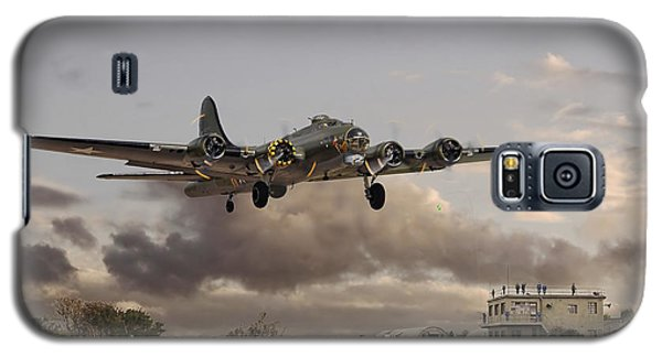 B17- 'airborne' Galaxy S5 Case by Pat Speirs