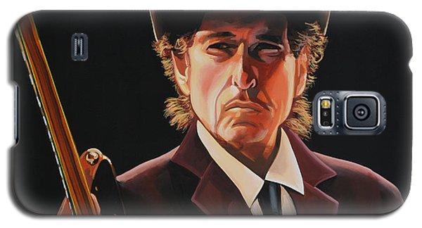 Bob Dylan 2 Galaxy S5 Case by Paul Meijering