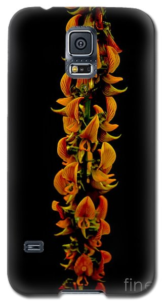 Galaxy S5 Case featuring the photograph  Bunch Of Flowers by Michelle Meenawong