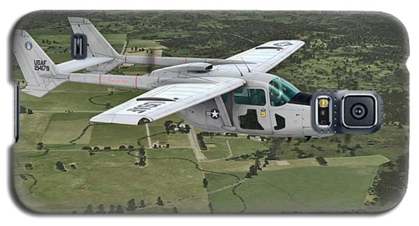 Cessna O-2a Skymaster Galaxy S5 Case