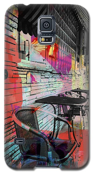 Dining In Sunshine  Galaxy S5 Case