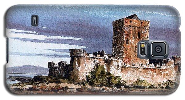 Doe Castle In Donegal Galaxy S5 Case