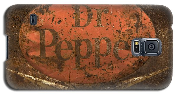 Dr Pepper Vintage Sign Galaxy S5 Case