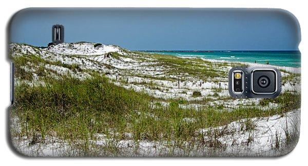 Galaxy S5 Case featuring the photograph  Dunes    Panama City Beach  by Susan  McMenamin