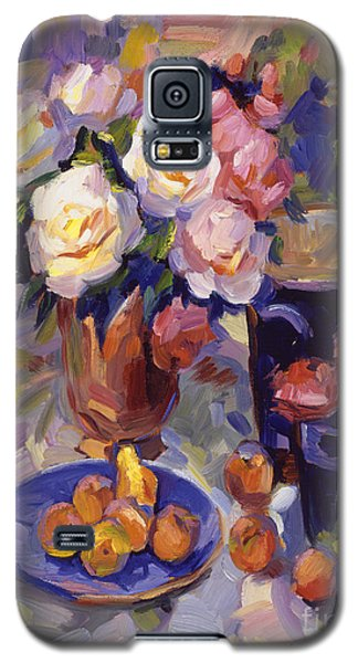 Flowers And Fruit At Montecito Galaxy S5 Case