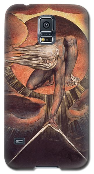 Frontispiece From 'europe. A Prophecy' Galaxy S5 Case by William Blake