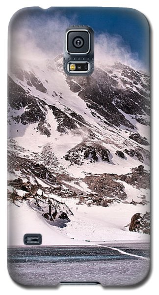 Galaxy S5 Case featuring the photograph  Glass Lake by Steven Reed