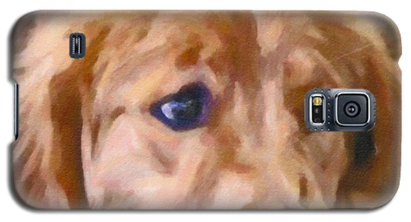 Golden Retriever Dog Galaxy S5 Case