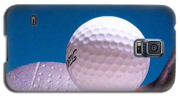 Golf Galaxy S5 Case by David and Carol Kelly