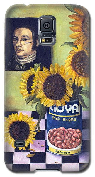 Goyas Galaxy S5 Case by Leah Saulnier The Painting Maniac