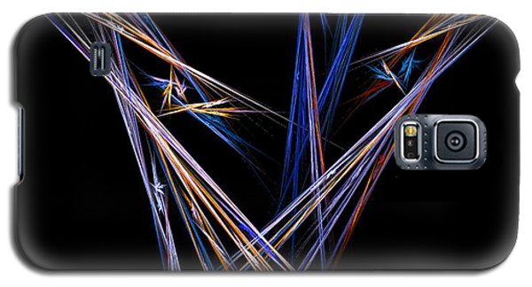 Galaxy S5 Case featuring the digital art  Harvest by R Thomas Brass
