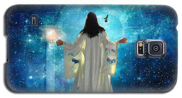 Heavens Door Galaxy S5 Case