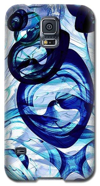Immiscible Galaxy S5 Case by Anastasiya Malakhova