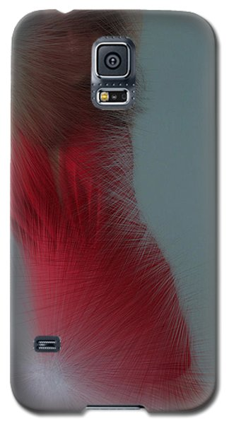 In Red Galaxy S5 Case