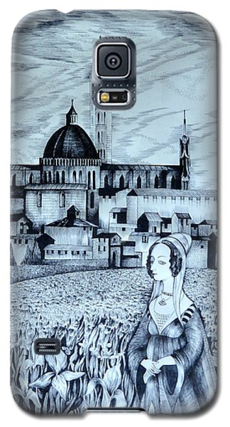 Italian Fantasies. Siena Galaxy S5 Case