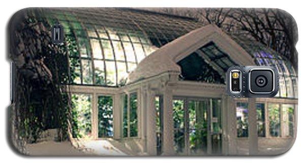 Lamberton Conservatory Galaxy S5 Case by Richard Engelbrecht