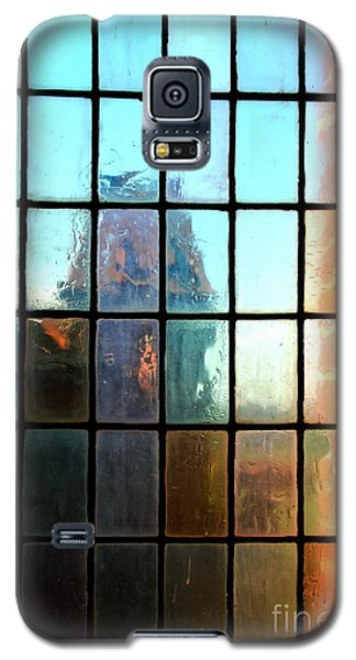 Galaxy S5 Case featuring the photograph  Malbork Castle Poland - Meditation by Jacqueline M Lewis