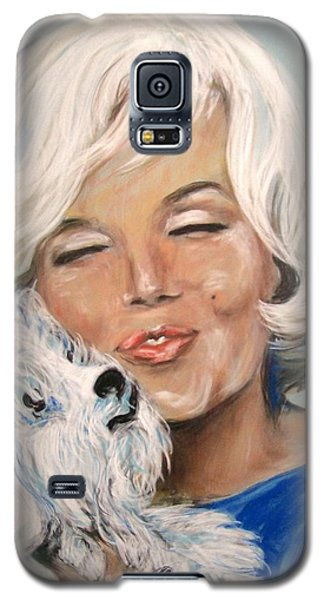 Marilyn And Maf Galaxy S5 Case