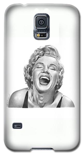 Marilyn Monroe - 034 Galaxy S5 Case