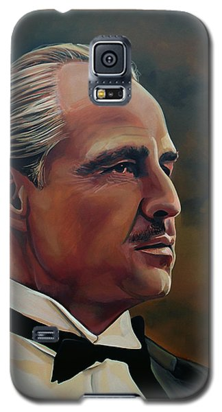 Marlon Brando Galaxy S5 Case by Paul Meijering