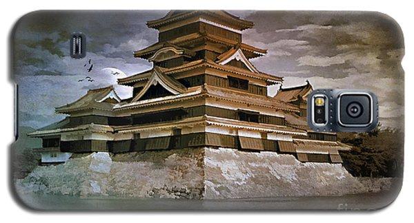 Matsumoto Castle  Galaxy S5 Case
