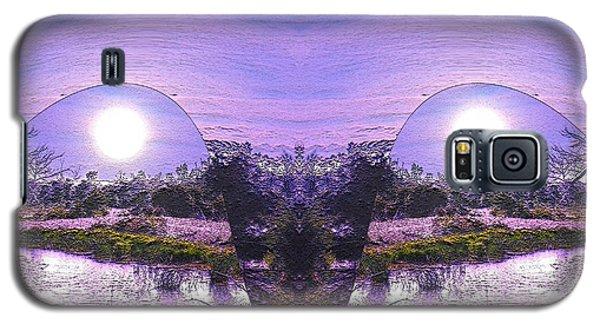Mirrored Ego Galaxy S5 Case by Yolanda Raker