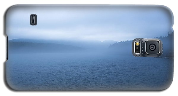 Otter Galaxy S5 Case -  Mist In Otter Cove by Diane Diederich