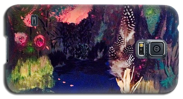 My Pond Galaxy S5 Case by Vanessa Palomino