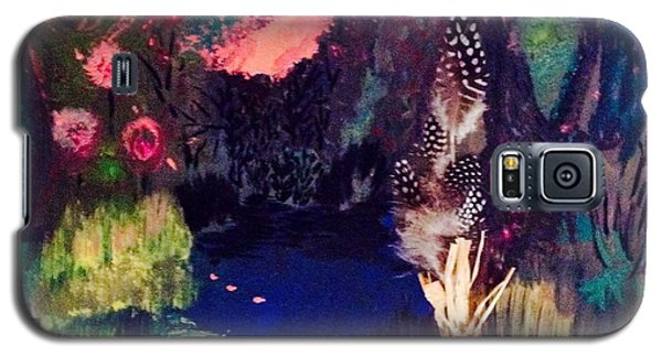 My Pond Galaxy S5 Case