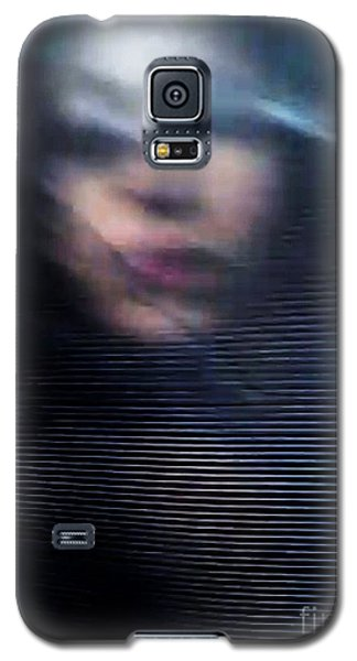 Galaxy S5 Case featuring the photograph  My Veneer by Jessica Shelton