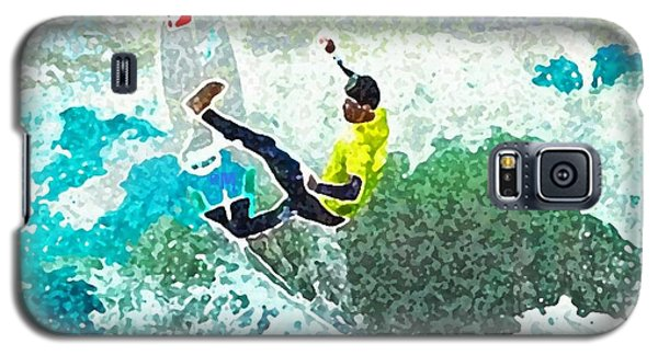 Off The Lip Galaxy S5 Case by Everette McMahan jr