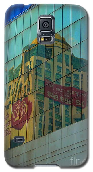 Galaxy S5 Case featuring the photograph  Office For Sale by Michelle Meenawong