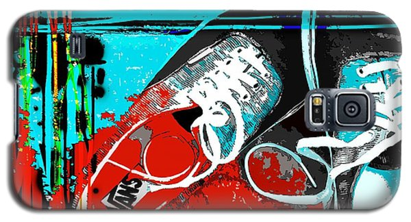 Galaxy S5 Case featuring the photograph  Old Van's by Everette McMahan jr