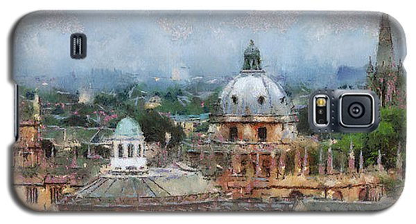 Oxford Panorama Galaxy S5 Case by Georgi Dimitrov