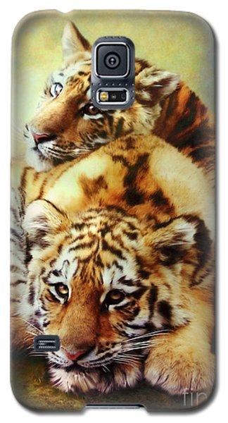 Petit Tigres Galaxy S5 Case