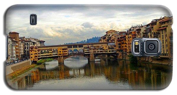 Ponte Vecchio's Padlocks Galaxy S5 Case