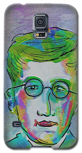Rock Star Galaxy S5 Case by Frank Bright