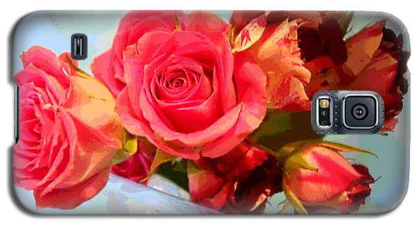 Roses 4 Lovers  Galaxy S5 Case