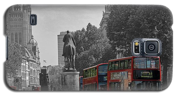 Routemaster London Buses Galaxy S5 Case