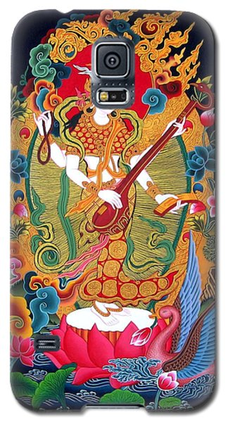 Saraswati 3 Galaxy S5 Case