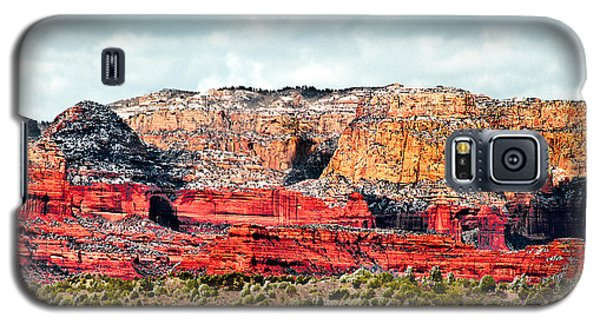 Secret Mountain Wilderness Sedona Arizona Galaxy S5 Case