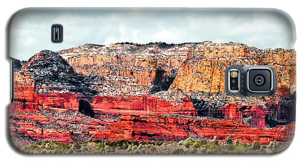 Secret Mountain Wilderness Sedona Arizona Galaxy S5 Case