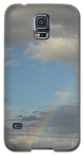 Galaxy S5 Case featuring the photograph  Skys The Limit by Carla Carson