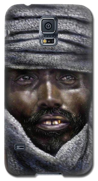Somalia - How I Live  Galaxy S5 Case