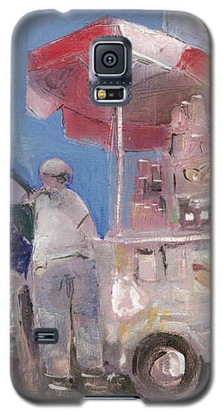 Stand On The Corner Galaxy S5 Case by Leela Payne