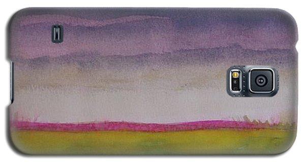 Sunset In Prairie Galaxy S5 Case